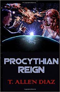 Book Cover: Procythian Reign