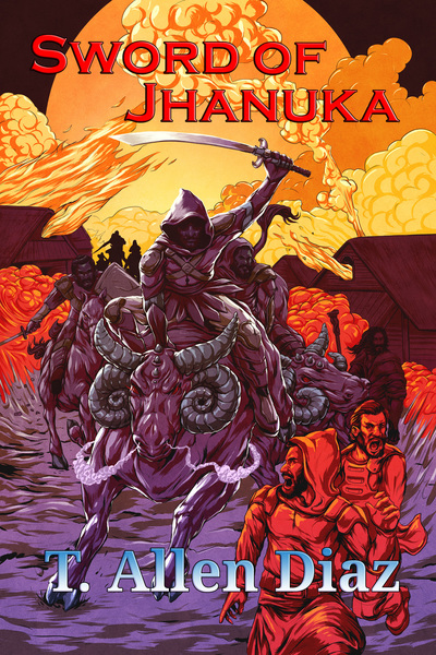 Book Cover: The Sword of Jhanuka