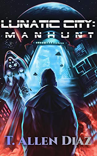 Cover Lunatic City Manhunt