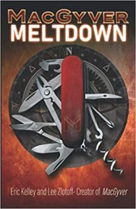 Book Cover: MacGyver: Meltdown