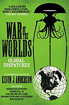 War of the Worlds Global Dispatches cover