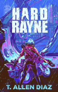 Book Cover: Hard Rayne